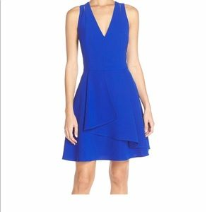 NWT Adelyn Rae Fit & Flare Dress